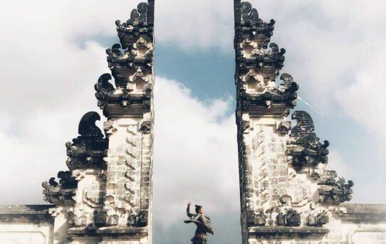 Tujuh Pura di Lereng Gunung Lempuyang