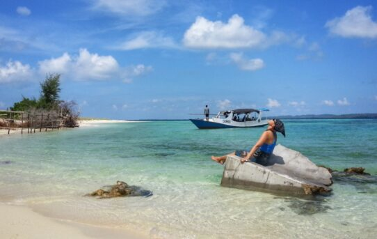 Birthday Escape to Kangean Islands
